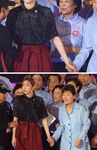 キムヨナと朴槿恵.jpg