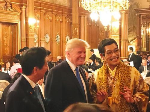 トランプ大統領とピコ太郎1.jpeg