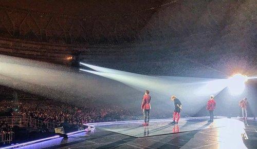 2017/11、BIGBANG、ビッグバンの大阪ドームの日本公演ビッグバンbigbang13.jpg
