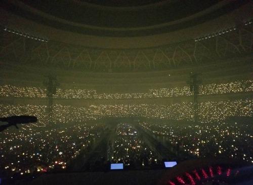 2017/11、BIGBANG、ビッグバンの大阪ドームの日本公演