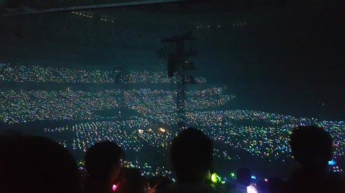 2017/11、BIGBANG、ビッグバンの大阪ドームの日本公演ビッグバンbigbang8.jpg