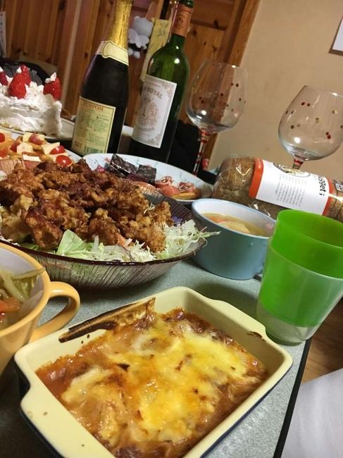 日本人妻のクリスマス料理5.JPG