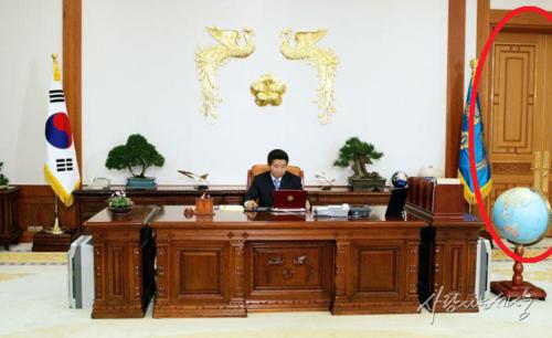 朴槿恵が大統領府にベッド3台置く.png